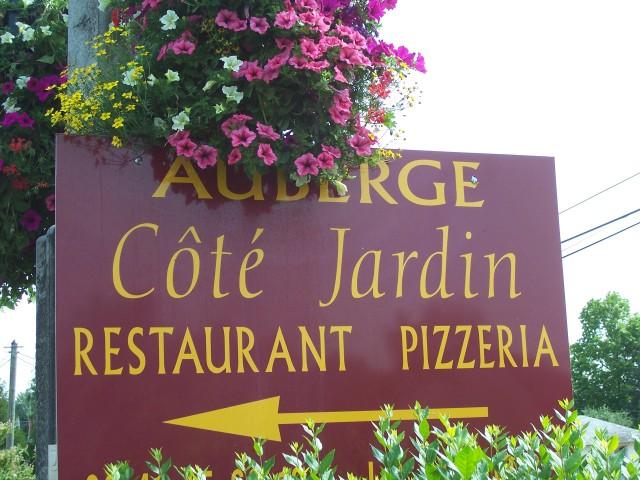 Auberge Côté Jardin